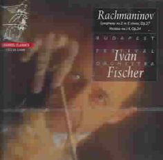 Budapest Festival Orchestra - Rachmaninov: Symphony No 2, Vocalise
