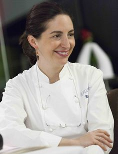 Elena Arzak is the head chef at Arzak in San Sebastian, which was the highest-ranked restaurant in the world run by a woman