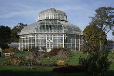 Victorian Greenhouse Botanic Gardens Dublin