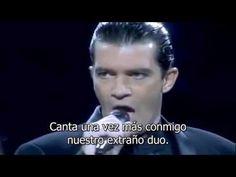 Sarah Brightman and Antonio Banderas   El Fantasma de la Opera subtitula...