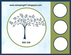Stamping 411: Saturday Sketch Challenge #239