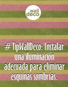 Tips de Decoración de Interiores - WallDeco
