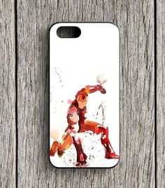 Iron Man Superhero Art iPhone 5 | 5S Case