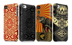 Obey incase for iphone