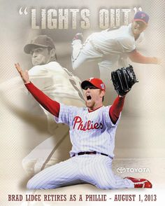 Fans are invited to watch live on phillies.com at 3:15 p.m. as Brad Lidge, former Phillies closer and 2008 World Series Champion, signs a ceremonious contract before he retires as a Philadelphia Phillie this evening. #AlumniWknd http://atmlb.com/135GTDY