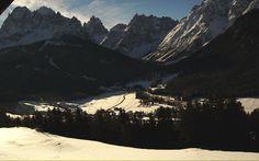 Winterwunderland!!  WEBCAM CRODA ROSSA - MOSO - SESTO - CIMA DODICI