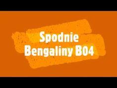 Spodnie Bengaliny Cevlar B04 slim fit w sklepie internetowym BIG SISTER MODA PLUS SIZE Anna Badowska - YouTube