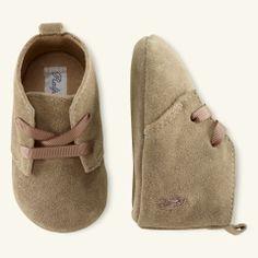 Carl Suede Chukka - Layette Shoes - RalphLauren.com