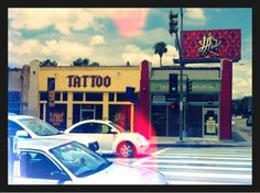 LA INK would love to come here, i really want Kat Von D to tattoo me! One day this will happen