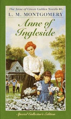 Anne of Ingleside (Anne of Green Gables, No. 6) by L.M. Montgomery http://www.amazon.com/dp/0553213156/ref=cm_sw_r_pi_dp_Y5H9tb1AJFF5C