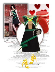 """Lattori 1"" by aida-nurkovic ❤ liked on Polyvore featuring Lattori, Penny Loves Kenny, OKA, Alexander McQueen and lattori"