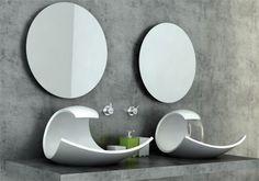 Нестандартни идеи за мивката в банята