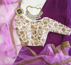 best Ideas for wedding dress indian fusion anita dongre Indian Blouse, Indian Sarees, Indian Attire, Indian Wear, Saris, Indian Dresses, Indian Outfits, Classic Skirts, Saree Blouse Designs