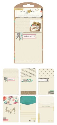 Confetti >> New Maggie Holmes Collection for Crate Paper