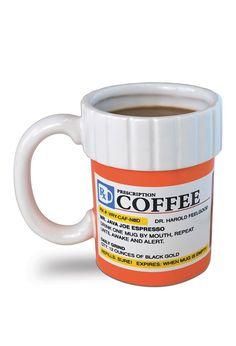 Prescription Coffee Mug