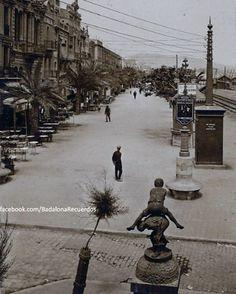 Rambla de los años 20/30 #badalona #barcelona #ramblabdn #arxius