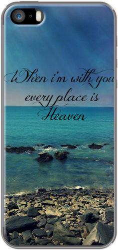 Every Place is Heaven By Christy Leigh for Apple iPhone 5/5s