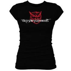 Expecto Patronum : Custom Junior Fit Bella Sheer Longer Length Rib T-Shirt - Customized Girl
