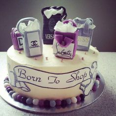 Born to share cake
