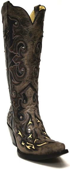 Corral Cowboy Boots A2402 | Women's Cowboy Boots | South Texas Tack