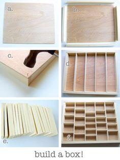 Alphabet Shadow Box with Martha Stewart Glass Paint   matsutake