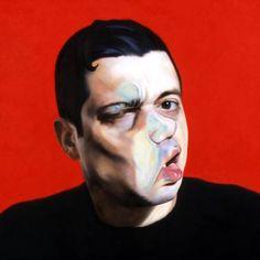 "Saatchi Art Artist Davide Castronovo; Painting, ""Did Bacon dream of photorealism?"" #art"