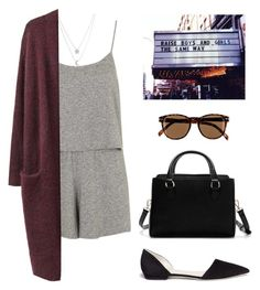 """""""Untitled #1415"""" by susannem ❤ liked on Polyvore featuring Topshop, Fremada, Acne Studios, Giorgio Armani, Zara and H&M"""