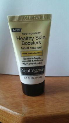 Neutrogena Healthy Skin Boosters (influenster test and review product)