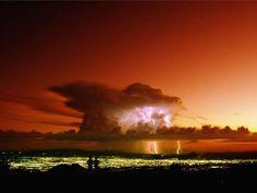 tucson az | Photo: A thunderstorm over Tucson, Arizona
