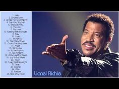 The Best Of Lionel Richie    Lionel Richie's Greatest Hits (Full Album) - YouTube