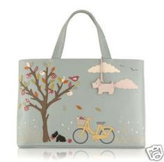 Love these Radley picture purses