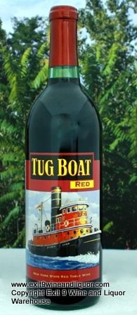 Lucas Vineyard Tugboat Red Wine. It doesn't sound fancy but it's pretty good and is only around $7 a bottle. I always buy the big bottle though. The Tugboat white is pretty good too, not quite as sweet.