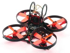 Micro 90mm fpv brushless quadcopter