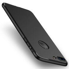 대한 iphone 7 7 plus, bastec 소프트 tpu 실리콘 안티 스크래치 방지 지문 내진성 전화 case 대한 iphone 7 plus