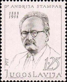 Yugoslavia Stamp 1970 - Andrija Stampar 1888-1958