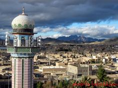 Makki Mosque Minaret-Zahedan,Iran Iran Traveling Center irantravelingcent... #iran #travel #traveltoiran