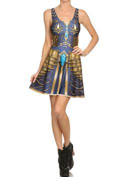 Unite your tribe in style! Skater Dress, Dress Skirt, Urban Armor, Geek Chic, Pop Culture, Geek Stuff, Formal Dresses, Womens Fashion, Skirts