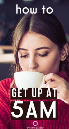 How to Create Habits to Wake Up at 5 Am Easily. Waking Early Just Got Easier with These 11 Tips! Self Development, Personal Development, Wellness Tips, Health And Wellness, Entrepreneur, Self Care Activities, Self Care Routine, How To Wake Up Early, Self Discovery