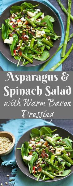 The perfect spring salad or side dish! You'll love all the flavor and texture of this salad.