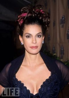 Paris Carver (Teri Hatcher) - 'Tomorrow Never Dies'  Hatcher does a stellar job playing one of Bond's ex-girlfriends, who marries the evil media mogul Elliot Carver. Bond still manages to seduce her, which leads her husband to order her murder.