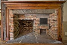Antique Homes: Early New England Colonial Saltbox, c. 1775. A good bit like our fire place in our 1759 saltbox.