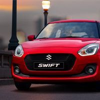 Choose the top 3 features you want in a new car for your chance to win a brand new Suzuki Swift.