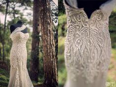 Jun Escario Wedding Gown | Benjie Tiongco Photography| www.benjietiongco.com