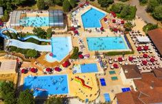 See 5 photos from 46 visitors about swimming pool, escargot, and Irish coffee. Van Camping, Camping Glamping, Aquitaine, Camping La Rochelle, Camping Dordogne, Water Slides, Campsite, City Photo, Swimming Pools