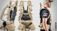 Kifaru выпустила новый рюкзак 22 MAG и новое поколение рам Duplex