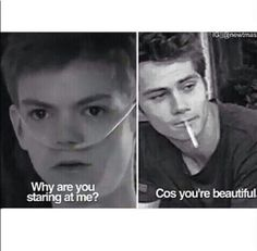Thomas and Dylan