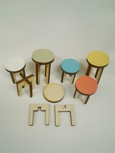 Kalusteet/ möbler - Gepetto oy