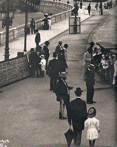 Rua do Rio de Janeiro, 1908. Fotografia: Augusto Malta.