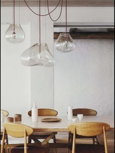 Mismatch, stand out, or elemental - lamps & lighting often overlooked, can be the key to what makes the room shine. The above interior shots present lamps that literally feel like characters in the room. 1 / 2 / 3 / 4 / 5 / 6 / 7 / 8 / 9 / 10 Get the swing light,bell jar lamp, and check out our white birch forest lamp.