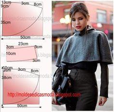 http://moldesedicasmoda.blogspot.de/2014/10/capa-facil-de-modelar-e-costurar.html